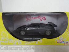 Potatocar : Lamborghini Murcielago R-GT Grey 1:43 New
