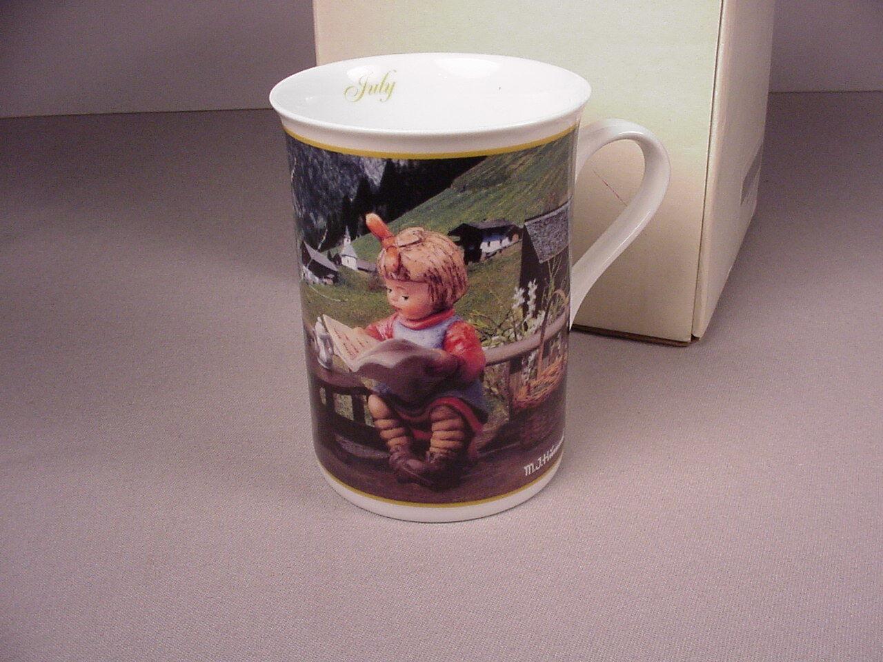 Decorative collectibles m i hummel fine porcelain mug july whats new mib danbury mint new in box reviewsmspy