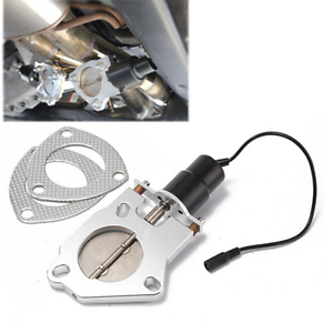 3 Electric Exhaust Cutout Valve Remote Control Motor Kit For Bmw E36 M3 325i Ebay