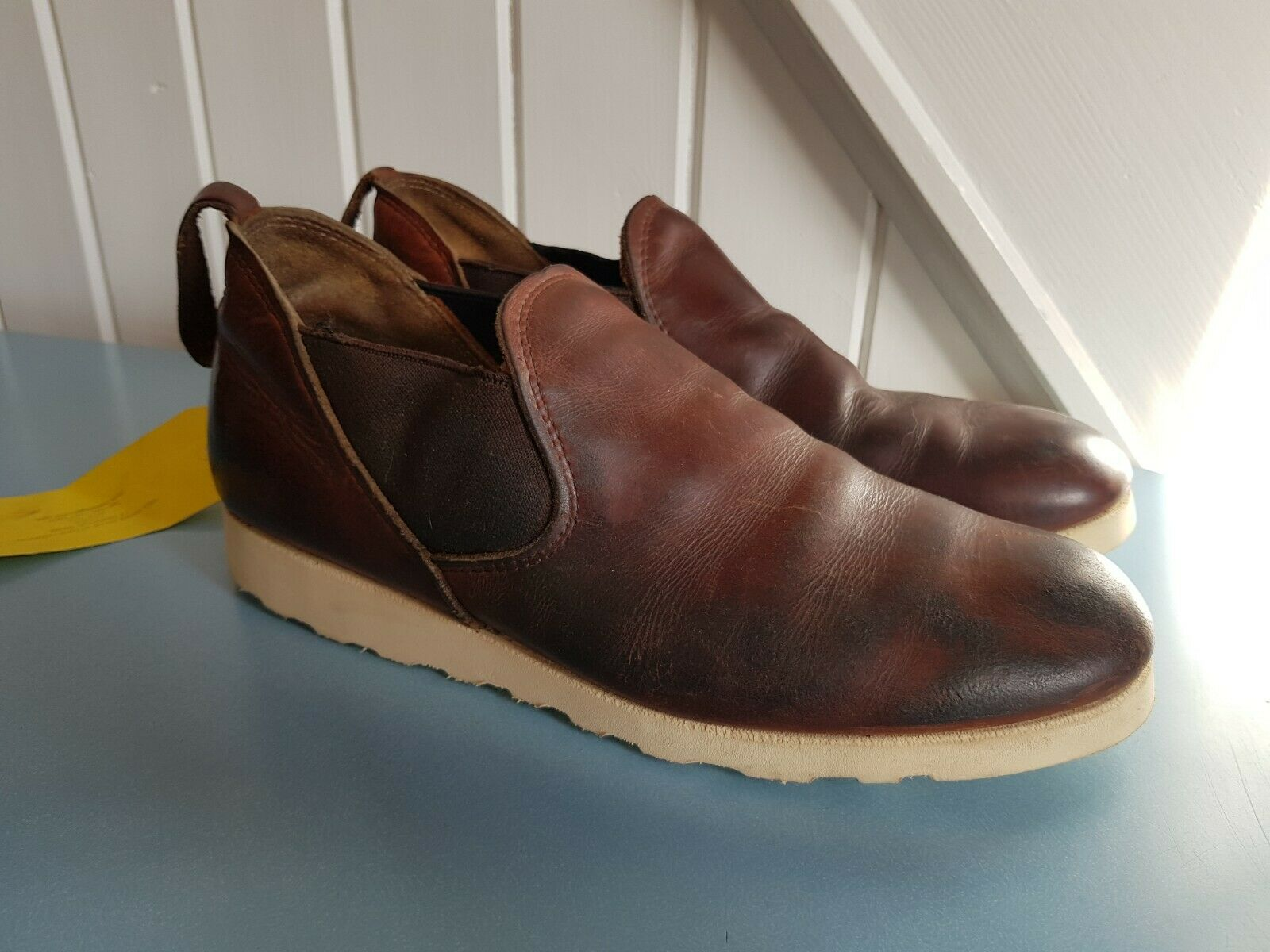 Red Wing Romeo 2143 - RARE in the UK just resoled by Red Wing - not worn since