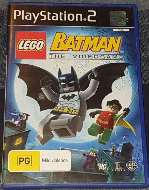 Lego batman playstation 2 games hard rock casino tulsa news