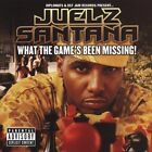 What the Game's Been Missing! [PA] by Juelz Santana (CD, Nov-2005, Def Jam (USA))