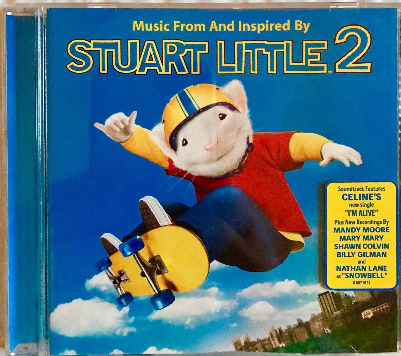 Stuart Little 2 By Original Soundtrack CD Jul 2002 Sony Music Distribution USA