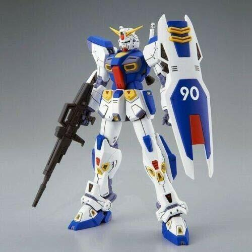 Premium Bandai MG 1/100 F90 Gundam F90 Móvil Suit Modelo Kit Importado de Japón