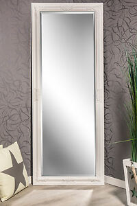 spiegel wandspiegel katharina barock wei 150 x 60 cm ebay. Black Bedroom Furniture Sets. Home Design Ideas