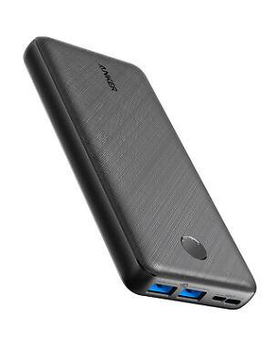 2-Pack Anker PowerCore 20000mAh Portable Power Bank