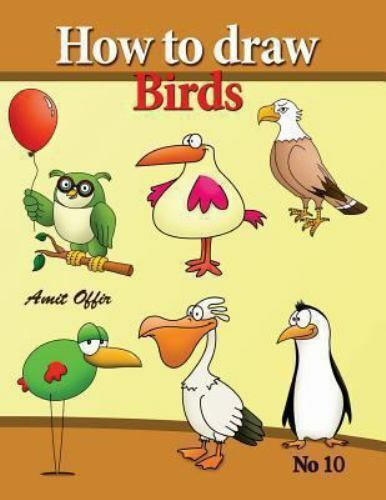 How To Draw Cartoon Characters Ser How To Draw Birds Drawing