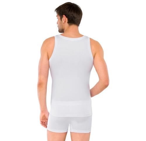 Schiesser Uomo Long Life Cotten Sotto Camicia Rio-Slip Sport Slip Pantaloncini 4-14 NUOVO