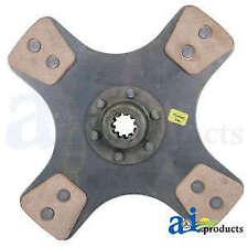 Clutch Disc C7nn7550ad Fits Ford New Holland 4110 4200 4330 4340 4400 4410 4500