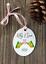 FREE SHIPPING custom sloth ornament sloth gift sloth ornament