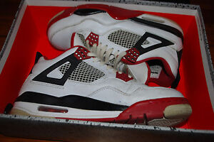 pretty nice 25cfe a6905 Image is loading Men-039-s-2012-Nike-Air-Jordan-IV-