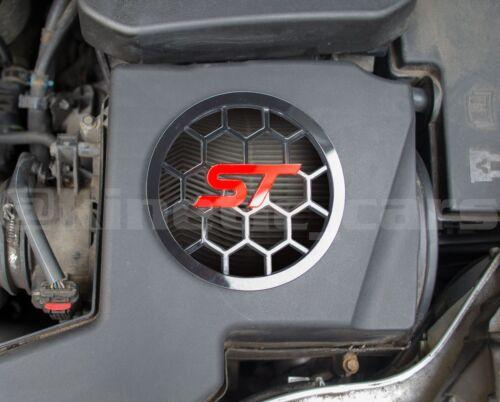Bleu Blanc Inc ST Fiesta Rouge FOCUS RS style Airbox Vent Kit Orange