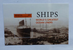 2013-St-VINCENT-amp-GRENADINES-OCEAN-LINERS-SHIPS-BEQUIA-STAMP-MINI-SHEET