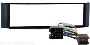 Collection Ici Façade Radio Adaptateur Voiture Installation Cadre Iso Connecteur Câble Smart For Two 450-afficher Le Titre D'origine à Tout Prix