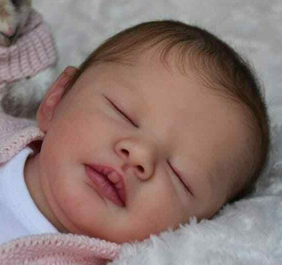 New Released Reborn Baby Doll Kit DALLAS By Dawn McLeod@21 @LE400@With Body