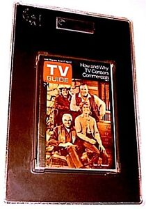 TV-Guide-1971-Cast-of-Bonanza-GAI-Graded-NM-Magazine-Movie-Photo-Press-Rare-1953