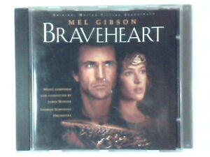 COLONNA-SONORA-Braveheart-cd-LONDON-SYMPHONY-ORCHESTRA-JAMES-HORNER