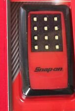 Snap On Tools Red  ECFONELITE 12 LED Pocket  Light Brand New