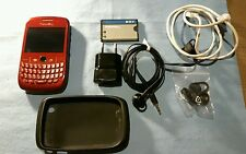 blackberry 8520 curve red Rosso