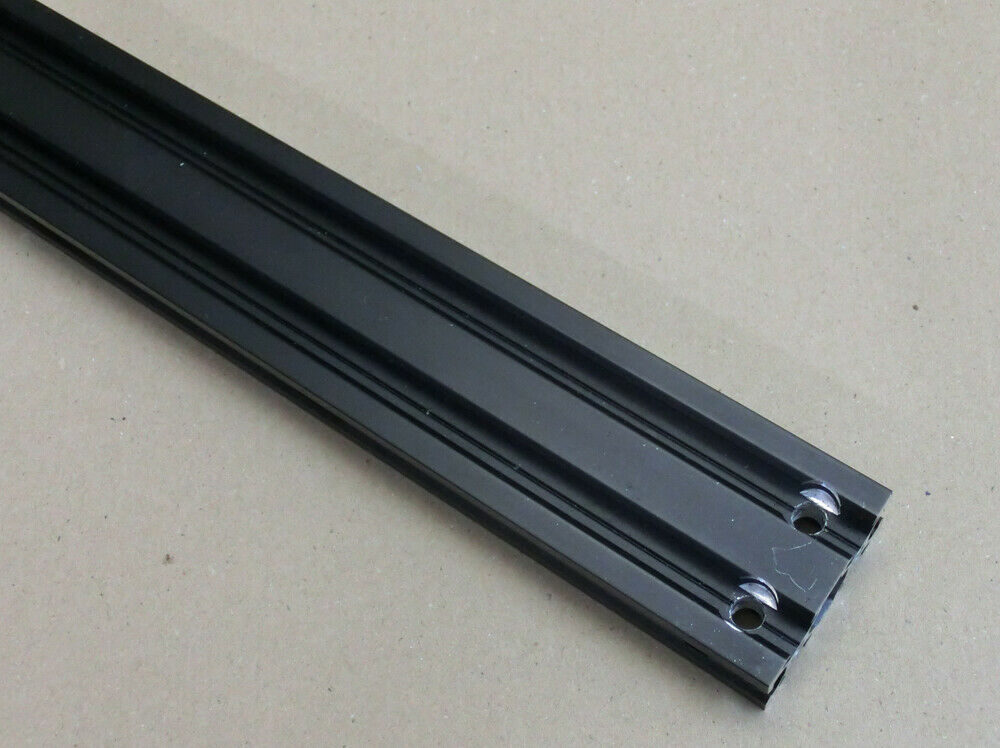 Aluprofil 20x40 Aluminium 17 23/32in Profile 3D Printer Reprap Milling DIY CNC