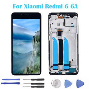 Ecran-tactile-Ecran-LCD-Pour-Xiaomi-Redmi-6-6A-avec-sans-cadre-AR02FR