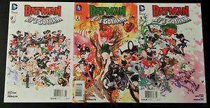 BATMAN-LI-039-L-GOTHAM-039-s-1-2-amp-3-2013-DC-Comics-VF-NM-E56