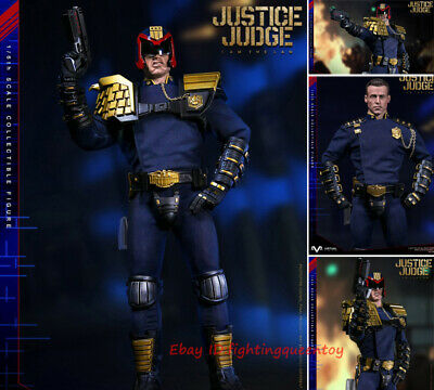 JUSTICE JUDGE Stallone Action Figure New IN STOCK VTS Toys 1//6 VM-023