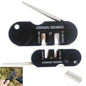 Outdoor-Pocket-EDC-Folding-Knife-Sharpener-Ceramic-Carbide-Diamond-Tapered-Tools