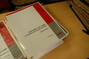 Iveco eurotech cursor 390-430 instruction truck owner's manual.