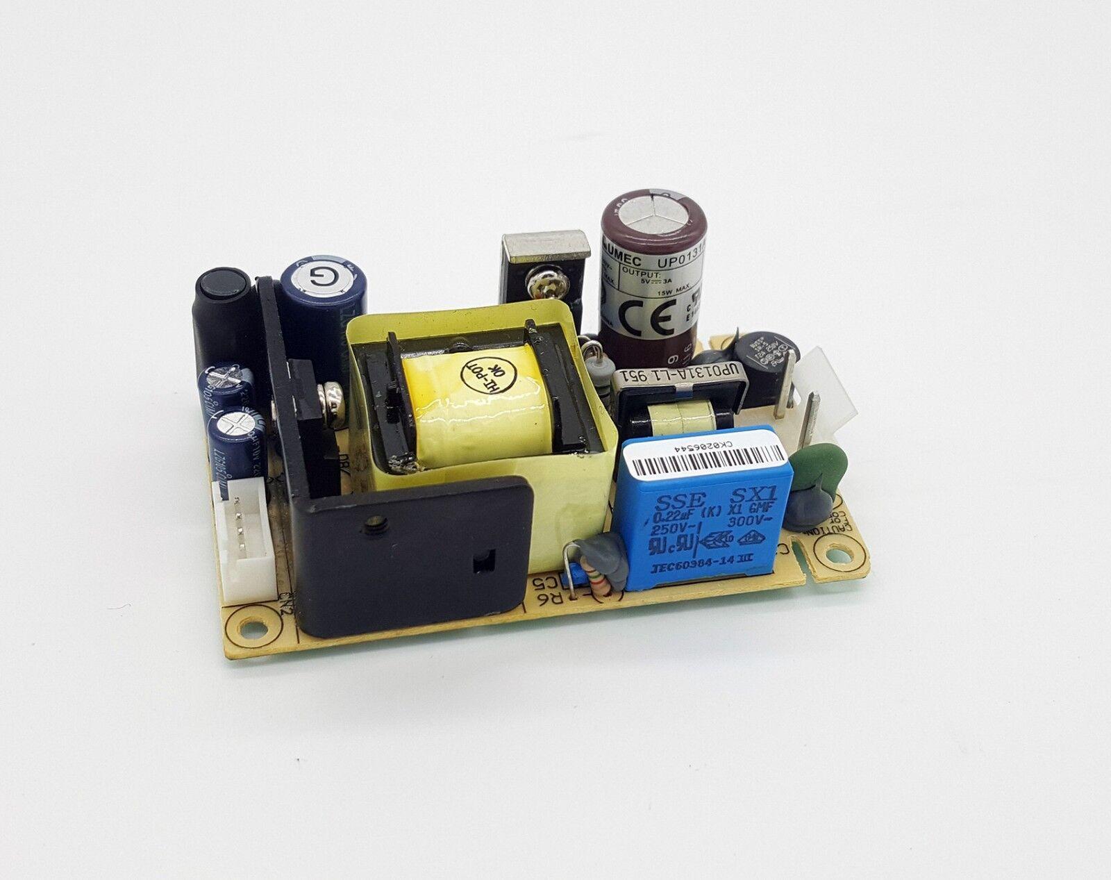 Utini ac dc Power Source 5V 3A 15W Original Switch Power Supply RS-15-5 Miniature Size 300VAC Input Surge SMPS PSU 5V DC