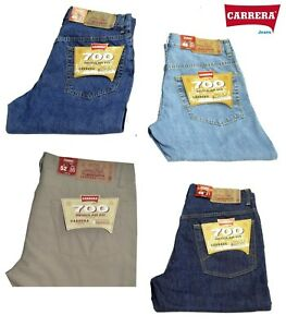 carrera jeans 700 regular uomo  CARRERA JEANS LUNGHI UOMO MOD. 700 DRITTO, LOOK DENIM, VESTIBILITA ...