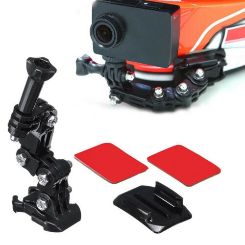 Casco de motocicleta barbilla Mount holder fit for GoPro Hero 6//5//4 Acción Cámara