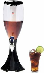 Lonabr Table Top 3L Draft Drink Beer Dispenser Beverages Cold Party Bar Lights