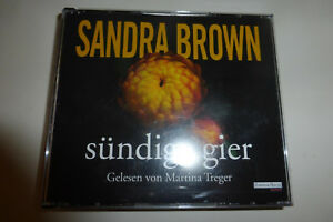 Hörbuch: Sandra BROWN : Sündige Gier - 6 CD / c2012 - Gerasdorf bei Wien, Österreich - Hörbuch: Sandra BROWN : Sündige Gier - 6 CD / c2012 - Gerasdorf bei Wien, Österreich