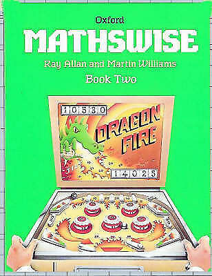 Mathswise: Bk.2, Williams, Martin T., Allan, Ray, Very Good Book
