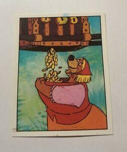 Panini-Robin-des-bois-69-Walt-Disney-Productions-Figurine-Sticker-1982-82