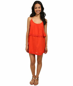 Nwt Rip Curl Love N Surf Chic Sundress Beach Cover Up Dress Size