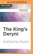 Childe Morgan: The King's Deryni 3 by Katherine Kurtz (2016, MP3 CD, Unabridged)