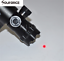 Tactical Red Laser Remote Pressure Switch /& 2pc Ring Mounts For Airsoft Hunting