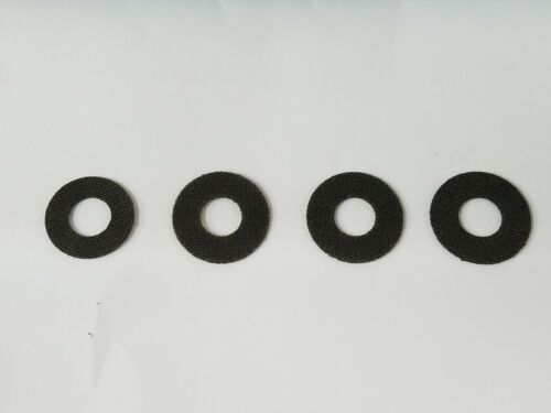1 Set Carbontex Drag Washers Fits Penn 500,112H,210,505,506,309,Newell 2,3,400..