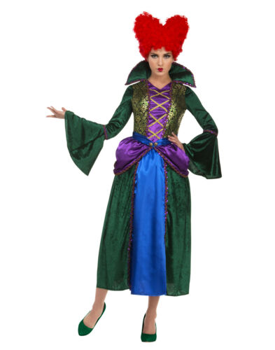 Hocus Pocus Witch Winifred Womens Adult Halloween Movie Costume