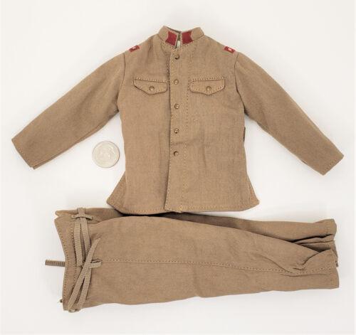 War story 1937 Imperial Japanese army uniform 1//6 toys bbi 3R Alert dragon WWII