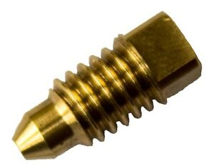 Radiator-BRASS-BLEED-SCREW-AIR-VALVE-VENT-TYPE-10