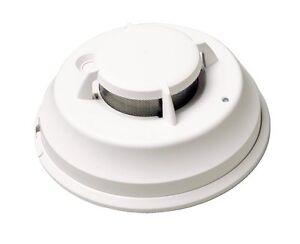 Secureguard 720p Hd Smoke Detector Commerical Spy Nanny Hidden