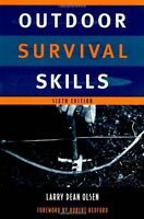 Outdoor Survival Skills By Larry Dean Olsen, (paperback), Chicago Review Press , on sale