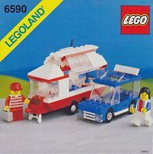 LEGO Town Vacation Camper (6590) (Vintage)