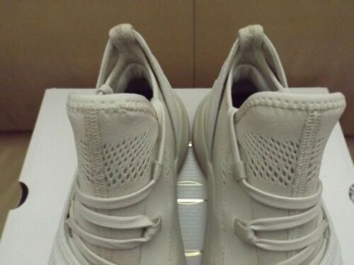 Under Amour UA PS Curry 5 Youth GS Size 2 Basketball Shoes Beige 3020742-102 NEW