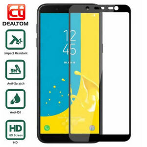 Full-Cover-Tempered-Glass-Screen-Protector-For-Samsung-Galaxy-J4-J5-J6-J8-Plus