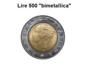 Lire-500-Lire-dal-1982-al-2001-FDC-Scegli-l-039-anno-dalla-TENDINA-e-COMPRALO-SUBITO