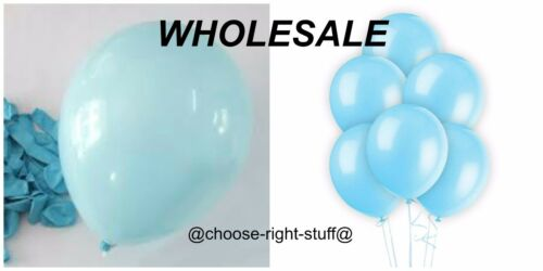 "10-100 12/"" Polka Dot Baloons 10/"" Plain Latex Balloons For Birthdays Mothers Day"